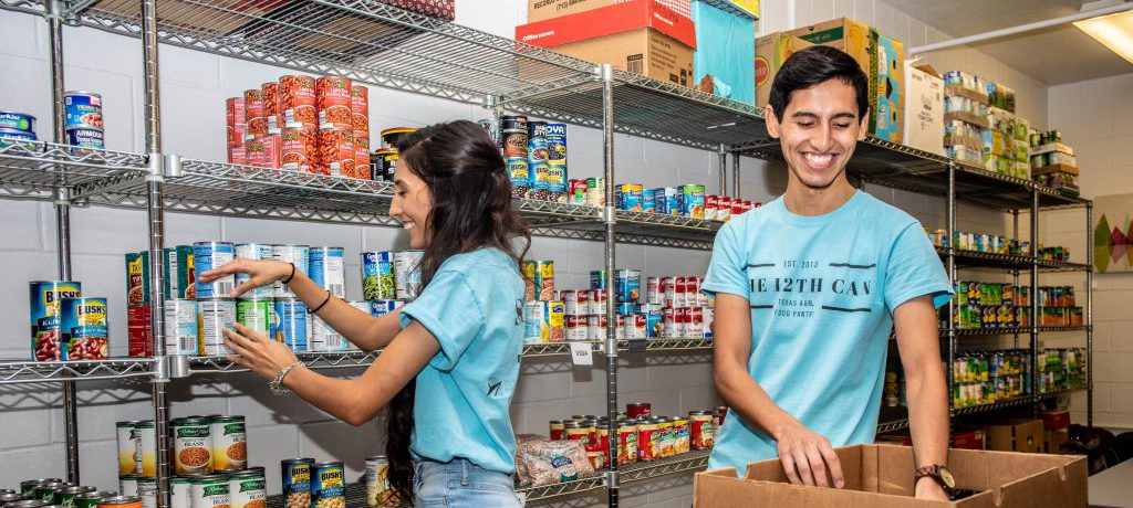 12th Can Food Pantry